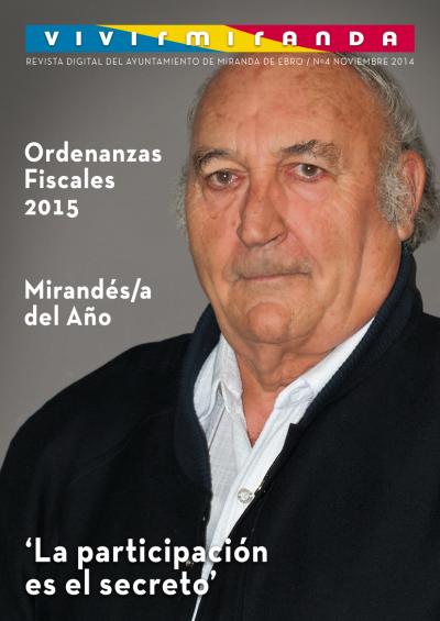 Ayuntamiento de miranda de ebro vivir miranda n 4 2014 for Decoracion 88 miranda de ebro