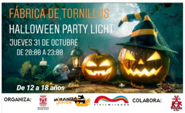 Party Light en Halloween