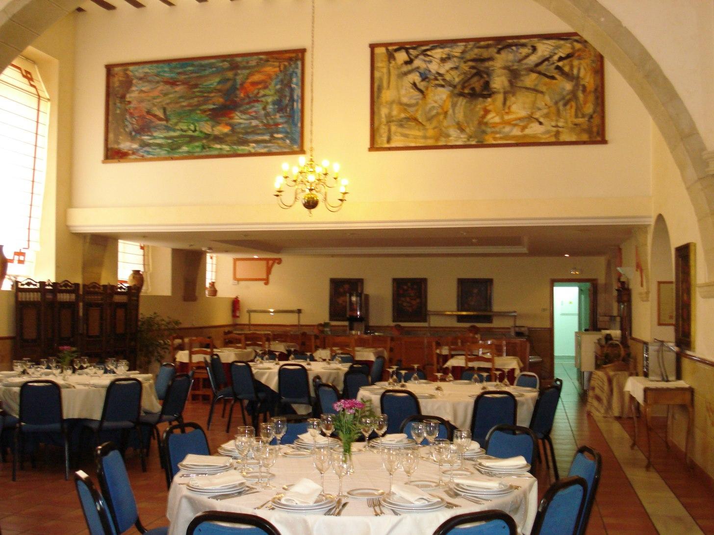 Ayuntamiento de miranda de ebro restaurante el convento for Decoracion 88 miranda de ebro